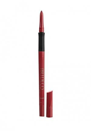Карандаш для губ Artdeco. Цвет: бордовый