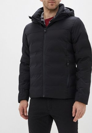 Куртка утепленная CMP. Цвет: черный