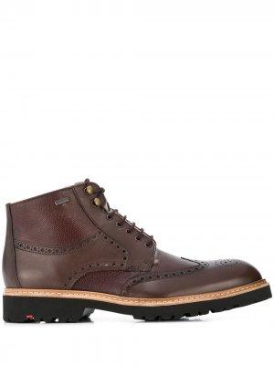 Ботинки Varon Lloyd. Цвет: коричневый