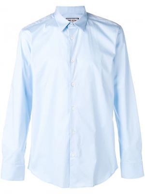 City formal shirt Paul & Joe. Цвет: синий