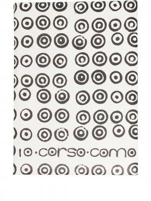 Блокнот с логотипом 10 CORSO COMO. Цвет: белый