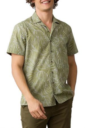 Рубашка U.S. Polo Assn.. Цвет: vr027 хаки