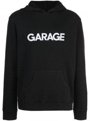 Худи Garage The Elder Statesman. Цвет: черный