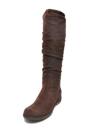 Сапоги KELTON. Цвет: коричневый