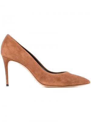 Туфли Perfect Casadei. Цвет: коричневый