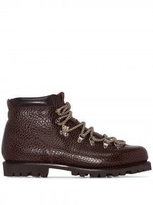 Ботинки Avoriaz Bison Paraboot. Цвет: коричневый