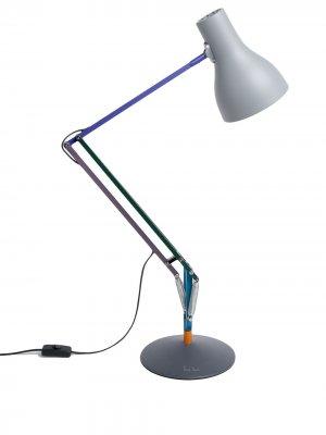 Настольная лампа Type 75 из коллаборации с Paul Smith Anglepoise. Цвет: белый