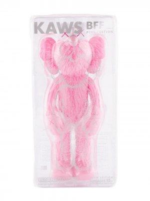 Игрушка Kaws BFF Medicom Toy. Цвет: розовый