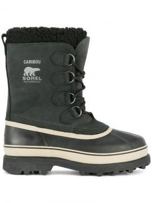 Caribou boots Sorel. Цвет: черный