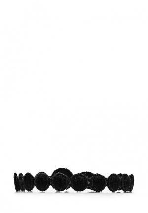 Браслет Cruciani C. Цвет: черный