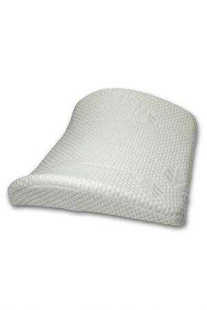 Подушка под поясницу Эталон Smart-Textile. Цвет: белый