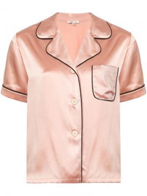 Пижама Fiona Morgan Lane. Цвет: розовый