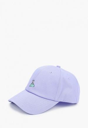 Бейсболка Anta. Цвет: фиолетовый