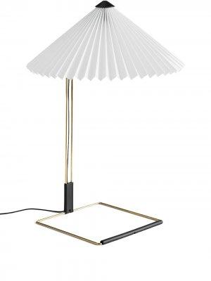 Настольная лампа Matin Hay. Цвет: белый