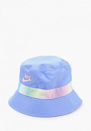 Панама Nike. Цвет: разноцветный