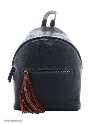Рюкзак с кистью Avanzo Daziaro. Цвет: синий