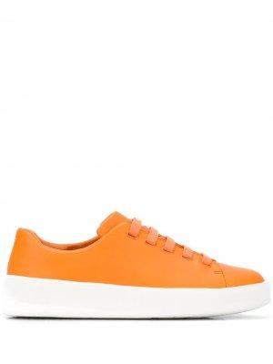 Кеды Courb Camper. Цвет: оранжевый