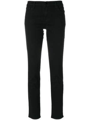 Классические прямые джинсы J Brand. Цвет: черный