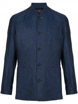 Куртка-бомбер Shanghai Tang. Цвет: синий