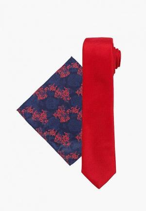 Комплект Burton Menswear London. Цвет: красный