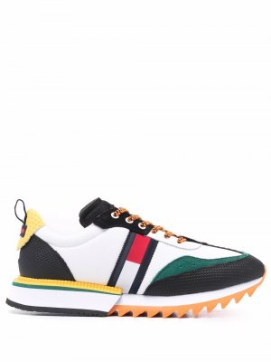 Cleat low-top sneakers Tommy Hilfiger. Цвет: белый