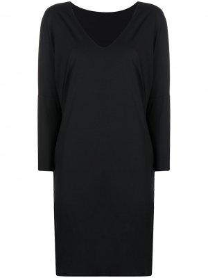 Платье Aurora Wolford. Цвет: черный