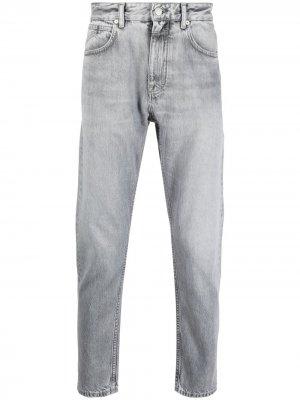 Прямые джинсы с заниженной талией Closed. Цвет: серый