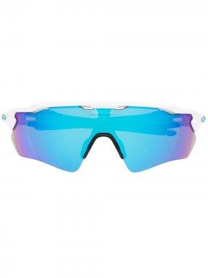 Солнцезащитные очки Radar EV Path Oakley. Цвет: белый