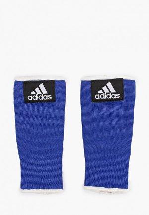 Защита adidas Combat. Цвет: синий
