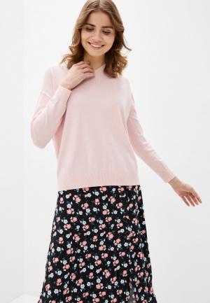 Пуловер Marks & Spencer. Цвет: розовый