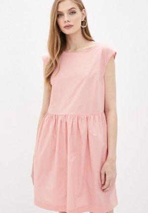 Платье Woolrich. Цвет: розовый