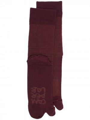 Носки Hastalavista CamperLab. Цвет: красный
