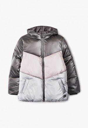 Куртка утепленная Losan. Цвет: серый