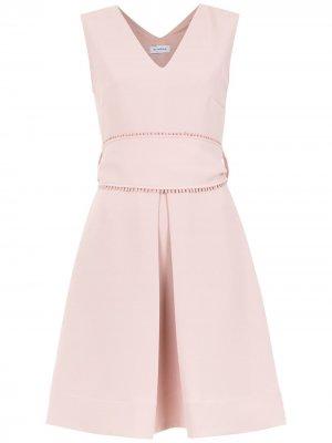 Rosello belted dress Olympiah. Цвет: розовый