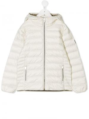 Padded down jacket Ciesse Piumini Junior. Цвет: белый