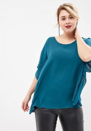 6e18c14dbf1 Женские блузки бирюзовые купить в интернет-магазине LikeWear Беларусь