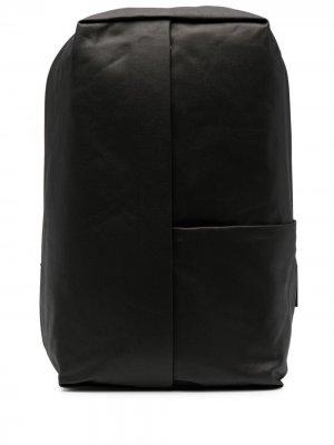 Рюкзак Sormonne на молнии Côte&Ciel. Цвет: черный