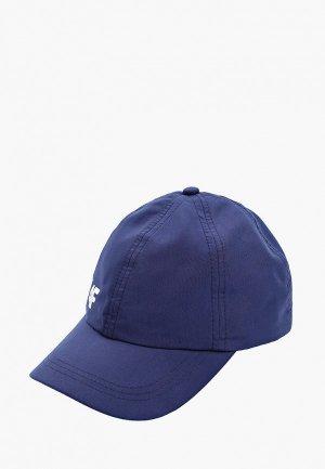 Бейсболка 4F. Цвет: синий