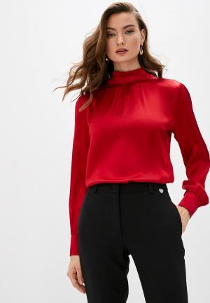Блуза Brian Dales. Цвет: красный
