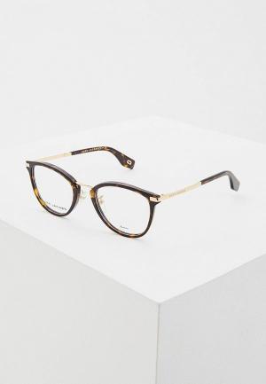 Оправа Marc Jacobs. Цвет: коричневый
