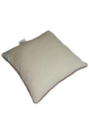 Алтайская подушка, 70х70 см Smart-Textile. Цвет: бежевый