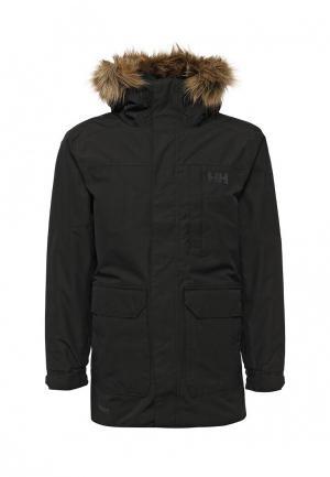 Куртка утепленная Helly Hansen. Цвет: черный