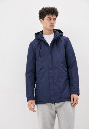 Куртка утепленная Paul Martins Martin's. Цвет: синий