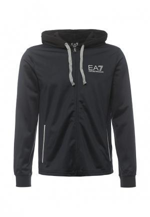 Костюм спортивный EA7. Цвет: разноцветный