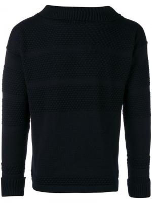 Fisherman jumper S.N.S. Herning. Цвет: синий