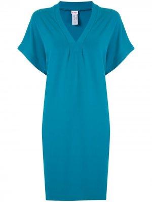 Платье-туника Tali Eres. Цвет: синий