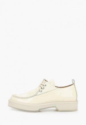 Ботинки Bronx. Цвет: белый