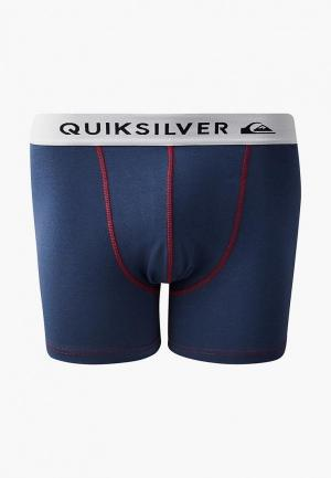 Трусы Quiksilver. Цвет: синий