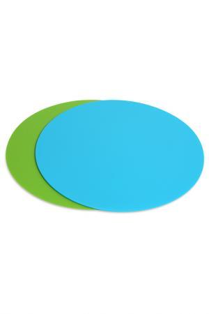 Набор гибких досок, 2 шт. DOSH I HOME. Цвет: зеленый