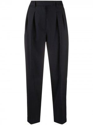Укороченные брюки A.P.C.. Цвет: синий